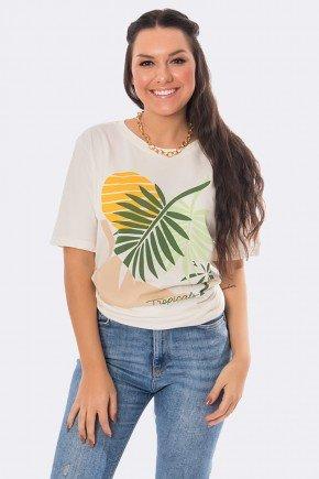 camiseta tropical reativo off white 20391 3