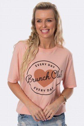 camiseta brunch club reativo rosa 20392 2