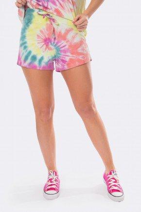 shorts de moletinho tie dye espiral tie dye 4 cores 20309 1