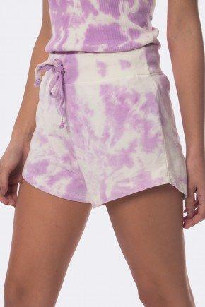 shorts de moletinho tie dye uma cor tye dye lilas20310 1