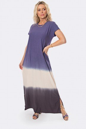 vestido longo camisetao tie dye azul 20325 4