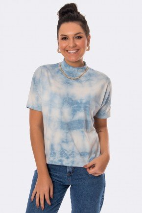 blusa gola alta tie dye azul 20346 1