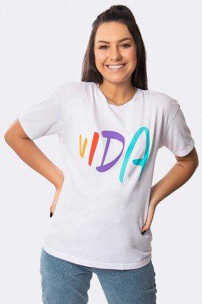 camiseta vida branco 20385 1