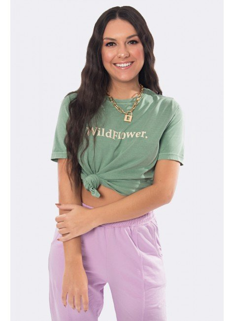 camiseta feminina estonada wildflower verde 20364 1