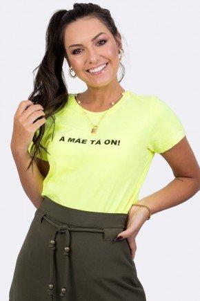 camiseta maria amarelo neon 20452 1