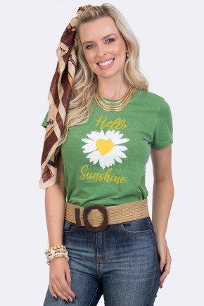 camiseta margarida verde bandeira 20431 1